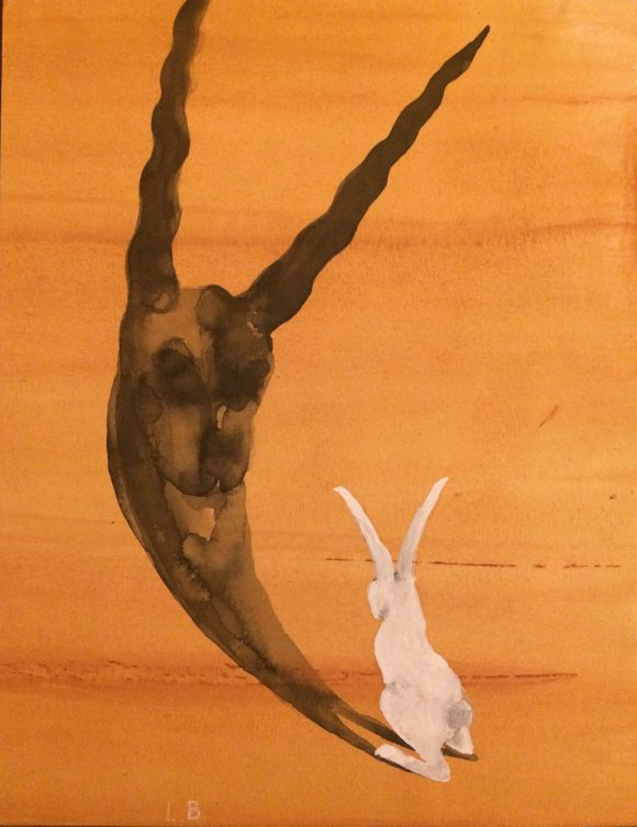 Ears of the Hare